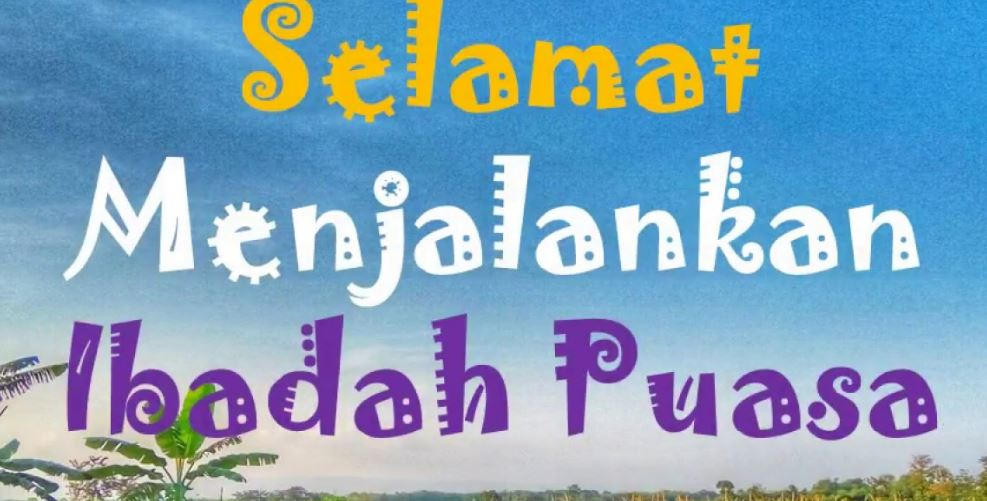 101 Kumpulan Ucapan Selamat Menjalankan Ibadah Puasa Ramadhan 2019 Terbaru