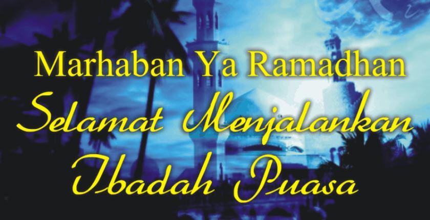 Kata Kata Menyambut Bulan Ramadhan Lucu Tahun 2019
