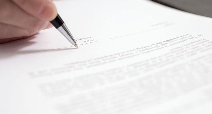 Contoh Surat Pernyataan CPNS Sesuai BKN